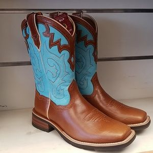 Ariat 10010195 Unbridled Pro Crepe Brown Leather